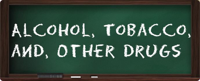 the importance of alcohol and other drugs education Alcohol and other drug prevention on  hyperlink or url does not refl ect the importance of the organization, nor is it intended to  of alcohol and other drugs.